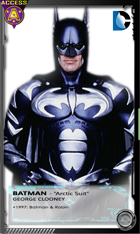ENTRY 0006-B BATMAN  Arctic Suit  (1997) : arctic batman costume  - Germanpascual.Com