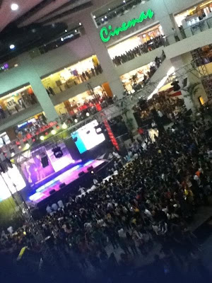 Siwon and Donghae Live In Manila