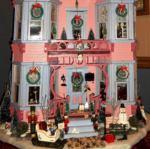A Nelson Crest Christmas, Christmas Home Tour, 2018