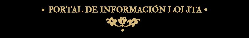 portal de informacion lolita