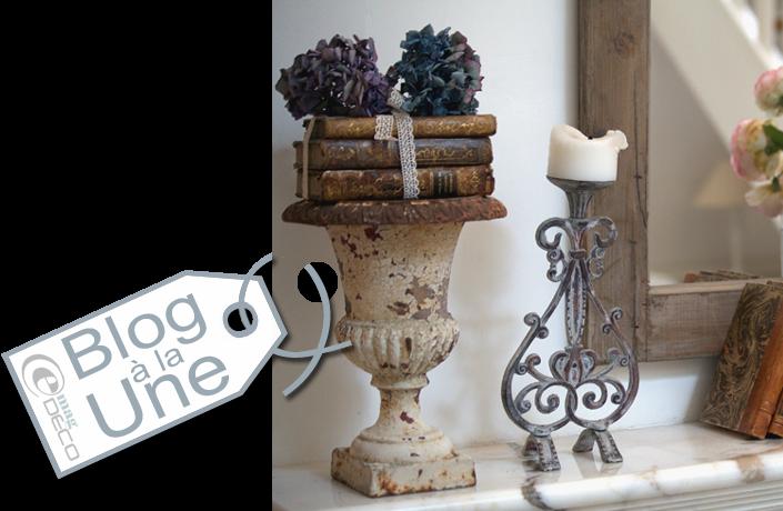 Blog à la Une, rubrique du magazine de décoration e-magDECO