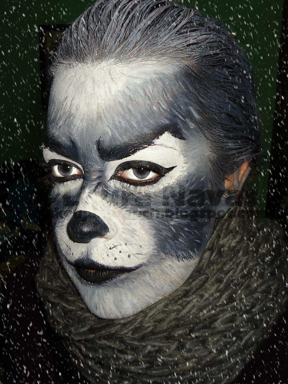 maquillaje fauna