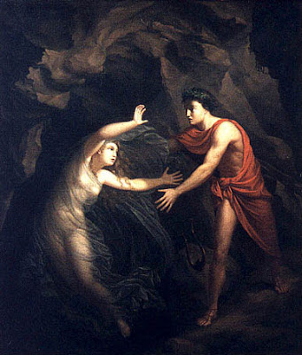 Orfeus ve  Eurydike