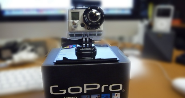 Go Pro 2 HD