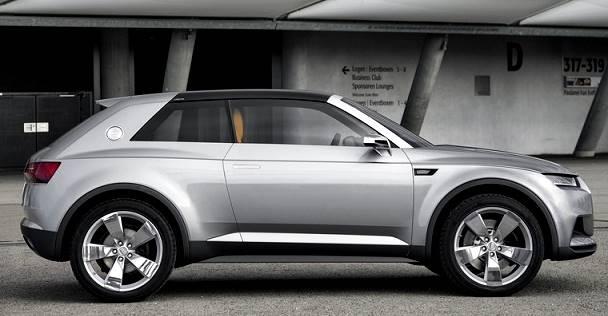 2016 Audi Q1 Redesign