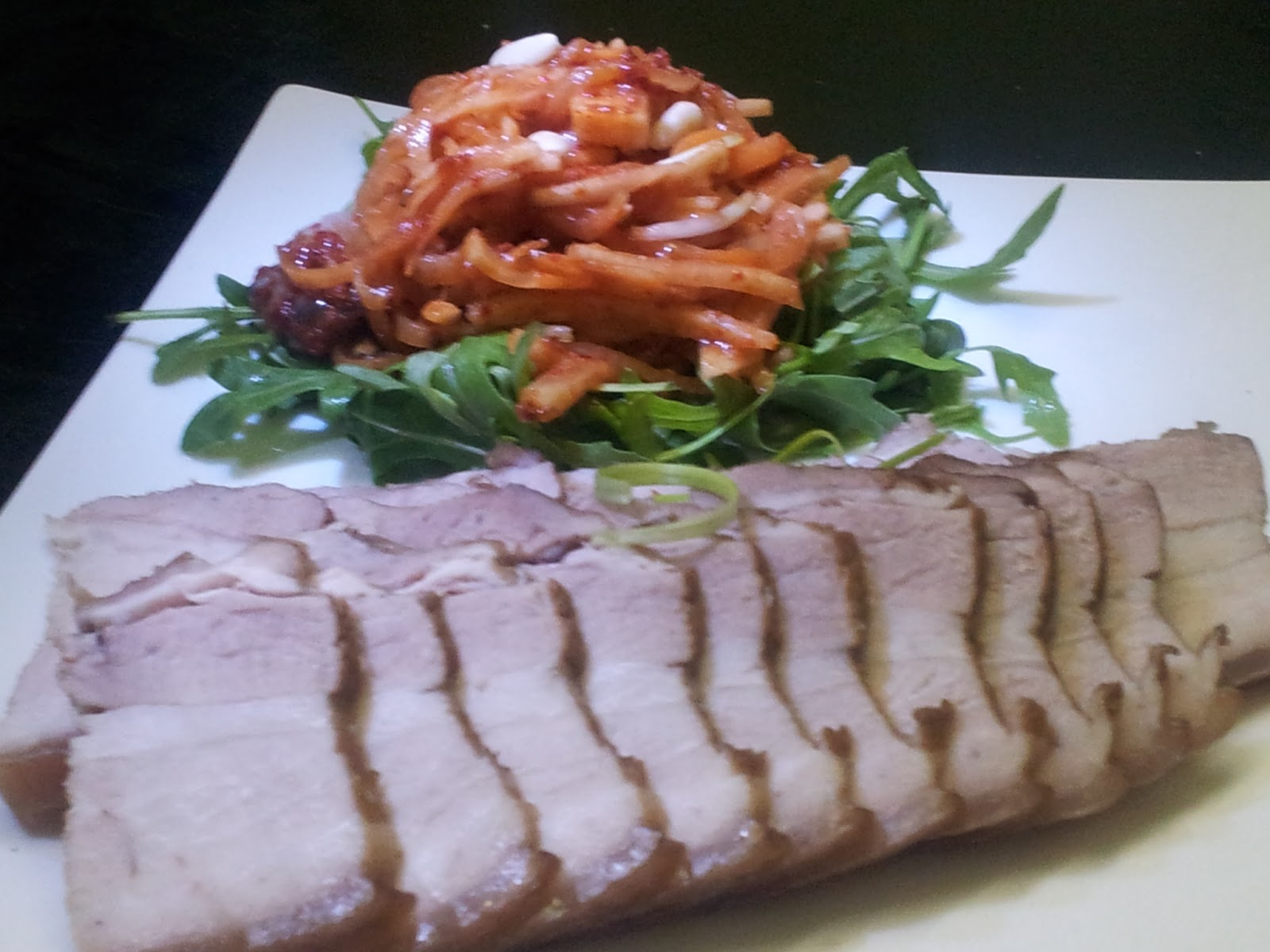 La cuisine cor enne for Cuisine coreenne