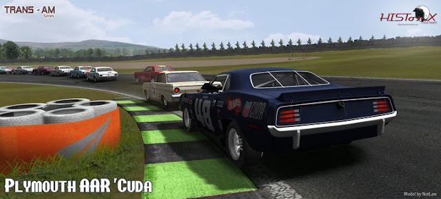 Manual rFactor Mod Historic and touring cars 2.0