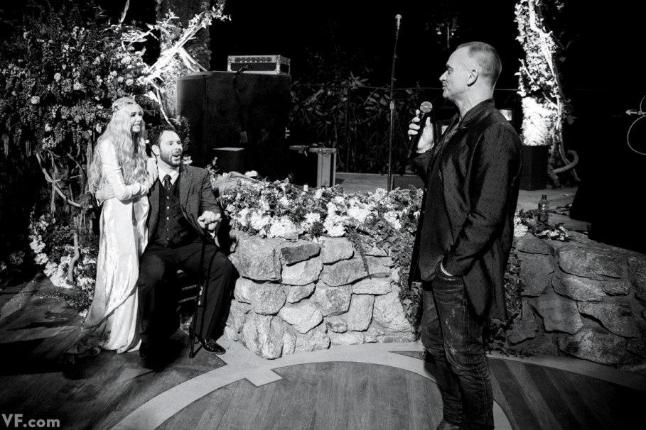 Sean Parker Wedding