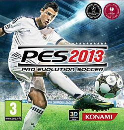 pes 2013 tested work