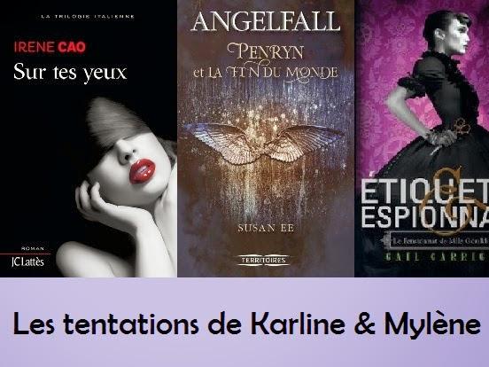 [RDV] Les tentations de Karline & Mylène #8