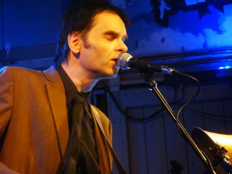 06.04.2014 Krefeld - Kulturrampe: Thomas Truax