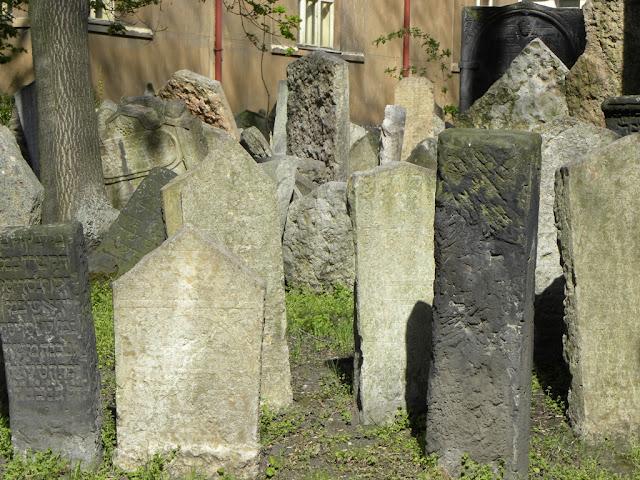 Cemetery Josefov