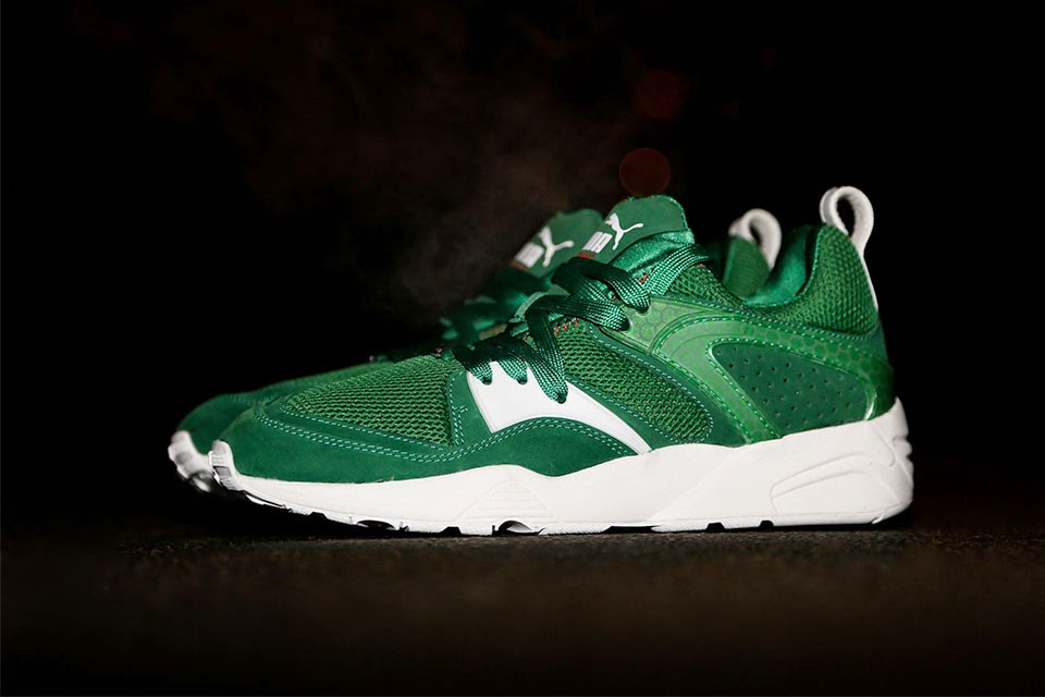 "Puma ""Green Box"" Pack"