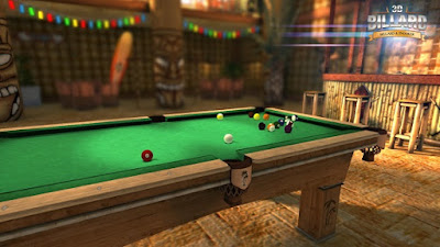 3D Pool Billiards and Snooker Game Pc Terbaru screenshot 1