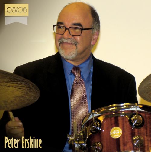 5 de junio | Peter Erskine - @petererskine | Info + vídeos