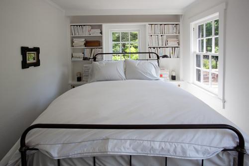 Contoh Desain Kamar Tidur Kecil ukuran 3x3m
