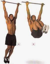 Como aumentar el pecho en la semana del ejercicio