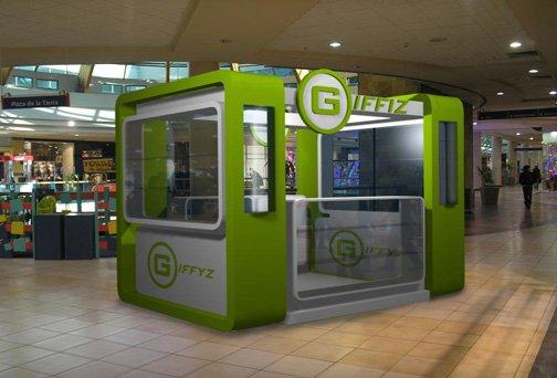 Dise o de mobiliario publicitario m dulos para mall for Construccion de modulos comerciales