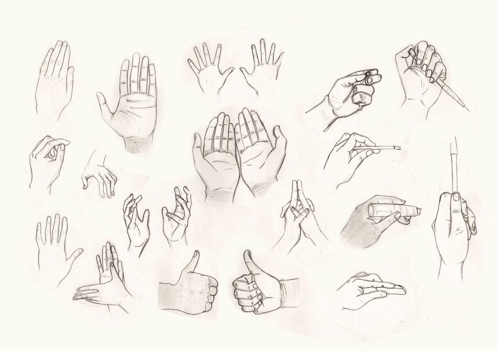 Jam art croquis de mains et de pieds - Dessin de mains ...