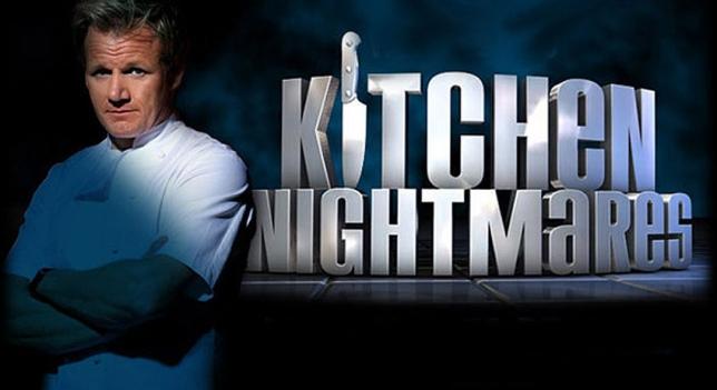 El disfrutar del paladar programas de tv 2 pesadilla en for Programas de cocina