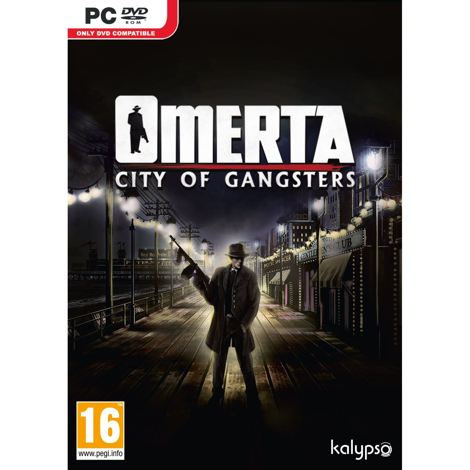 Omerta - Gangsters Of City