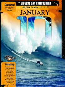 January 10: The Biggest Day Ever Surfed Surfing