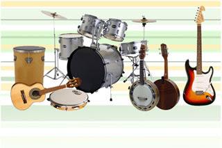 Onde comprar um instrumento musical