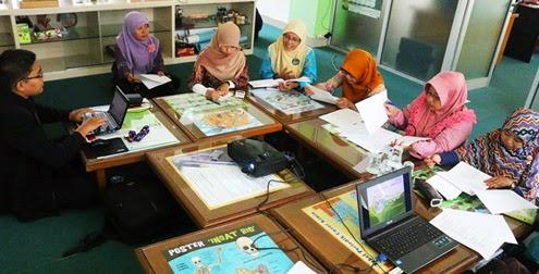 Guru Yang Berkualitas Dalam Organisasi Sekolah Yang Efektif