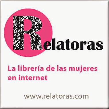 Consigue mis libros en Relatoras