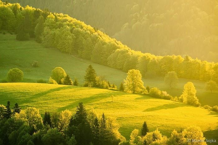 Красивые рассветы по всему миру
