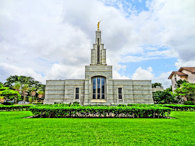 Ghana Accra Temple