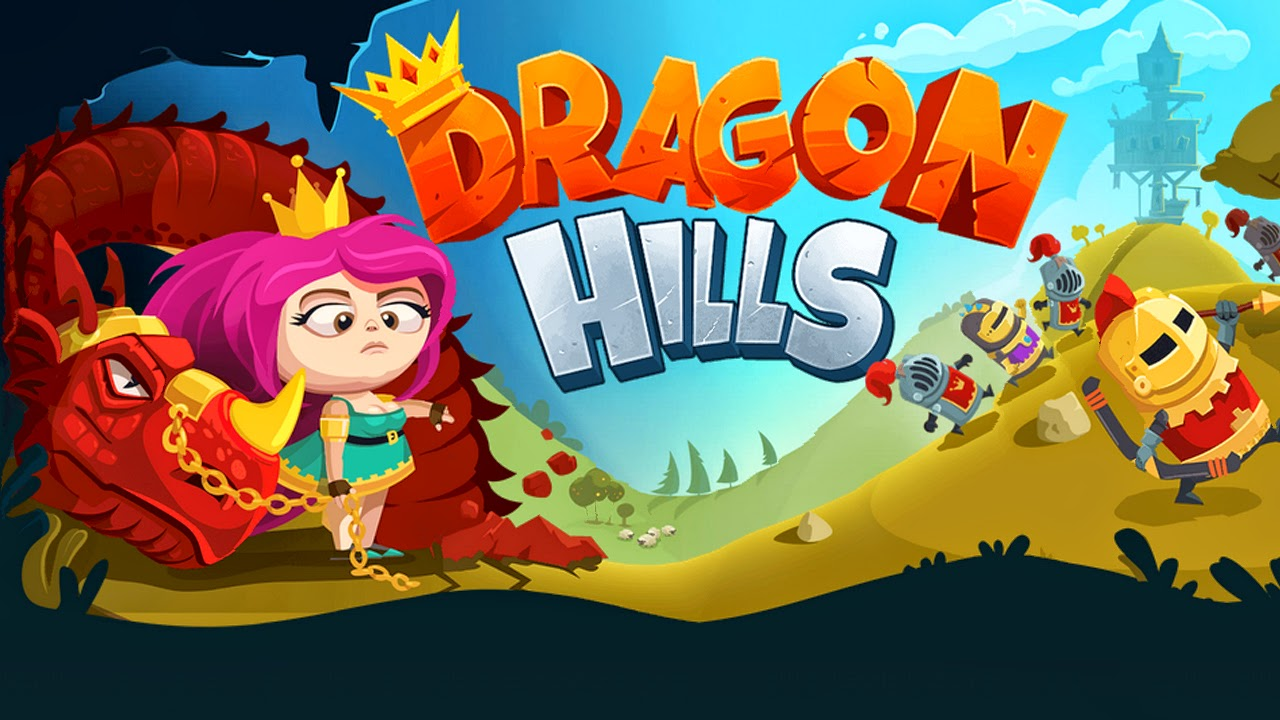 Dragon Hills Gameplay IOS / Android