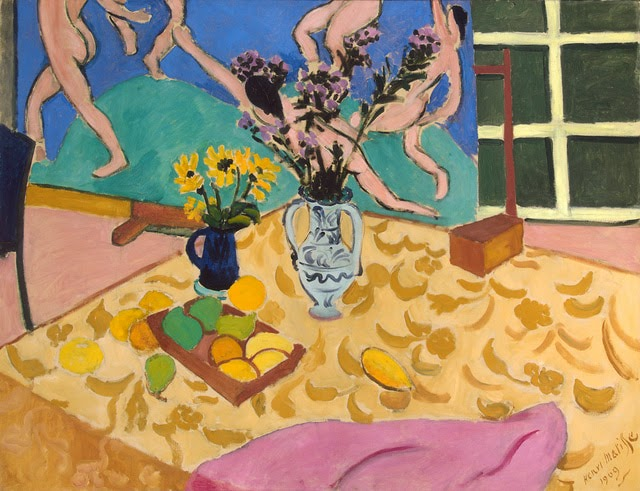 World War I, Matisse