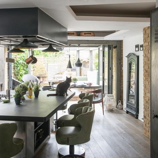 The Zhush Seven Inspiring White Kitchens: 7 Inspiring Modern Kitchens