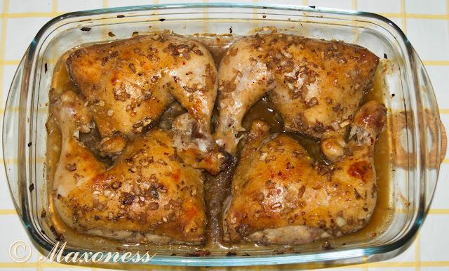Куриные ножки «Джерк». Ямайская кухня