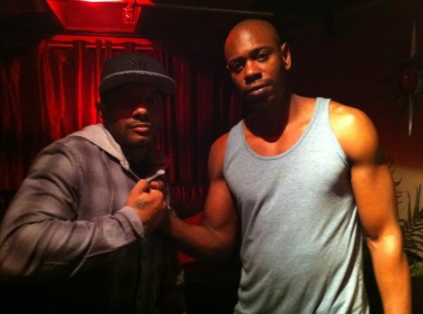 Music Is My Soul Finding Schwarzenegger Dave Chappelle