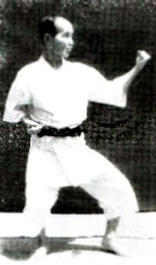 Kanken Toyama Hanshi