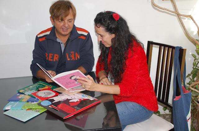 Entrevista Ignasi Blanch a la Maria Tarragó