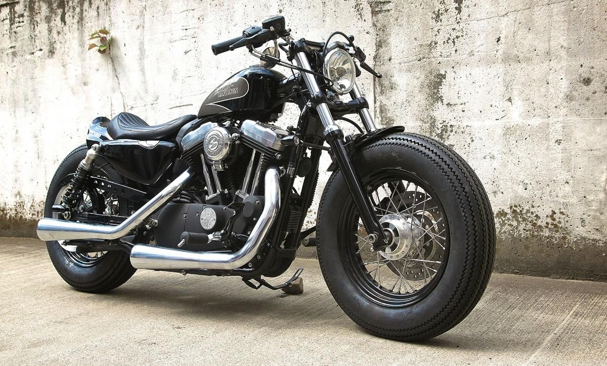 harley davidson bikes 2011 harley davidson forty eight 48. Black Bedroom Furniture Sets. Home Design Ideas