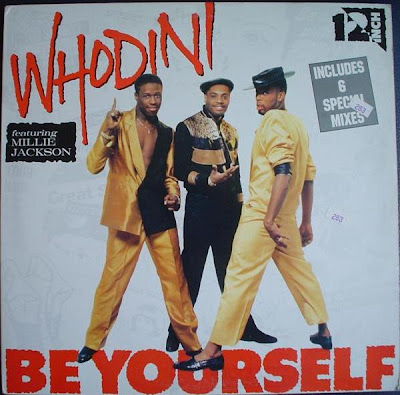 Whodini – Be Yourself (VLS) (1987) (256 kbps)