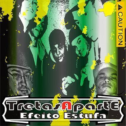 CD Tretas a parte - Efeito estufa (2010)