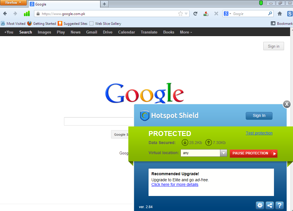 Hotspot Shield Download (  Latest) for Windows 10, 8, 7
