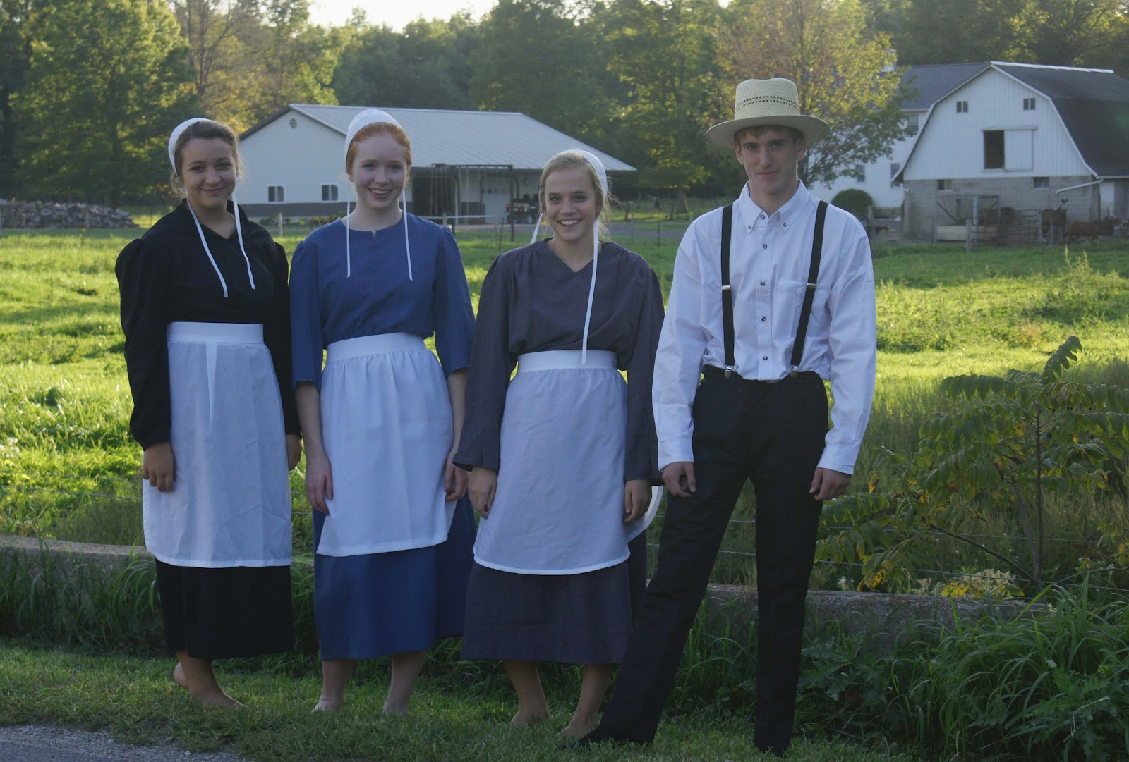how to live like the amish
