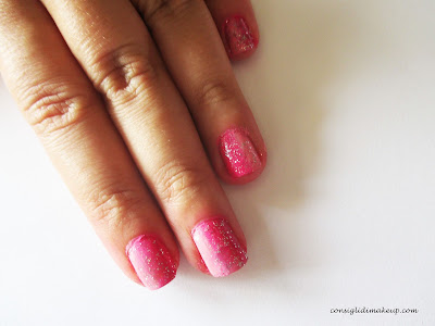 nail art step by step colori acrilici