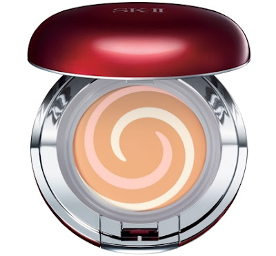 new sk-ii stempower cream compact foundation