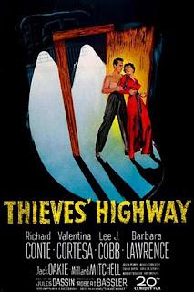 Watch Thieves' Highway (1949) movie free online