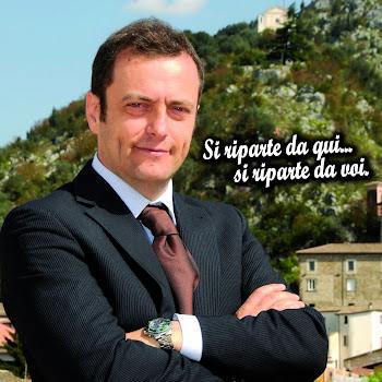 Elezioni comunali Sora 2011. Roberto De Donatis candidato a sindaco di Sora
