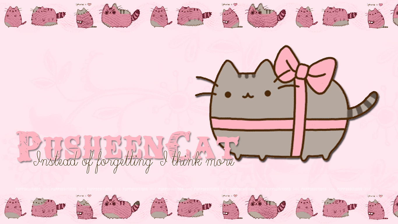 4bpblogspot QsJatK7VvCs T7L9UdK Archive Pusheen Tiled Background Cat