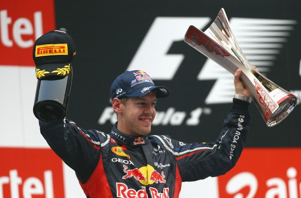 2012 Formula 1 Airtel Indian Grand Prix 9
