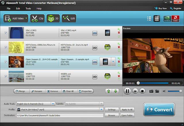 User Interface For Platinum version